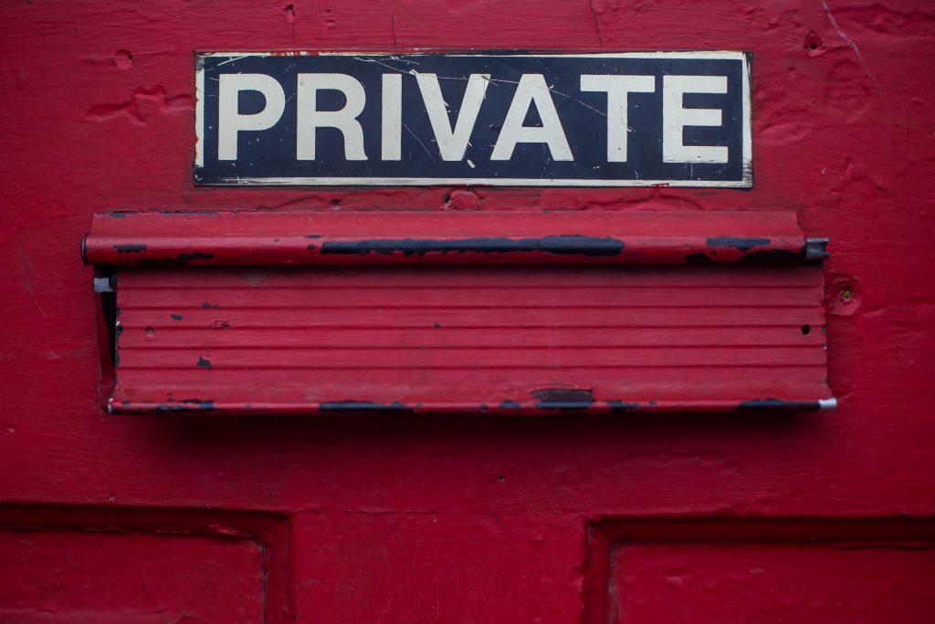 La privacy su Strava