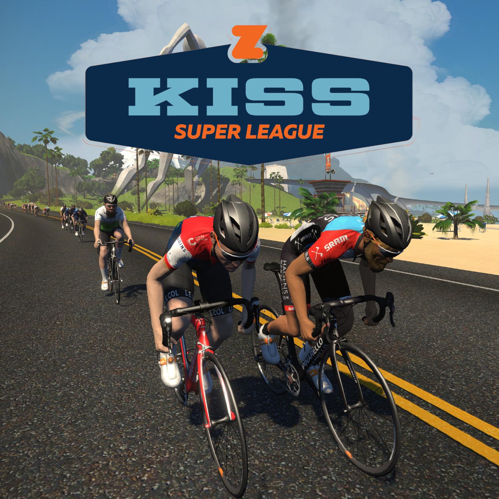 Zwift presenta il primo campionato di ciclismo tra gli esports