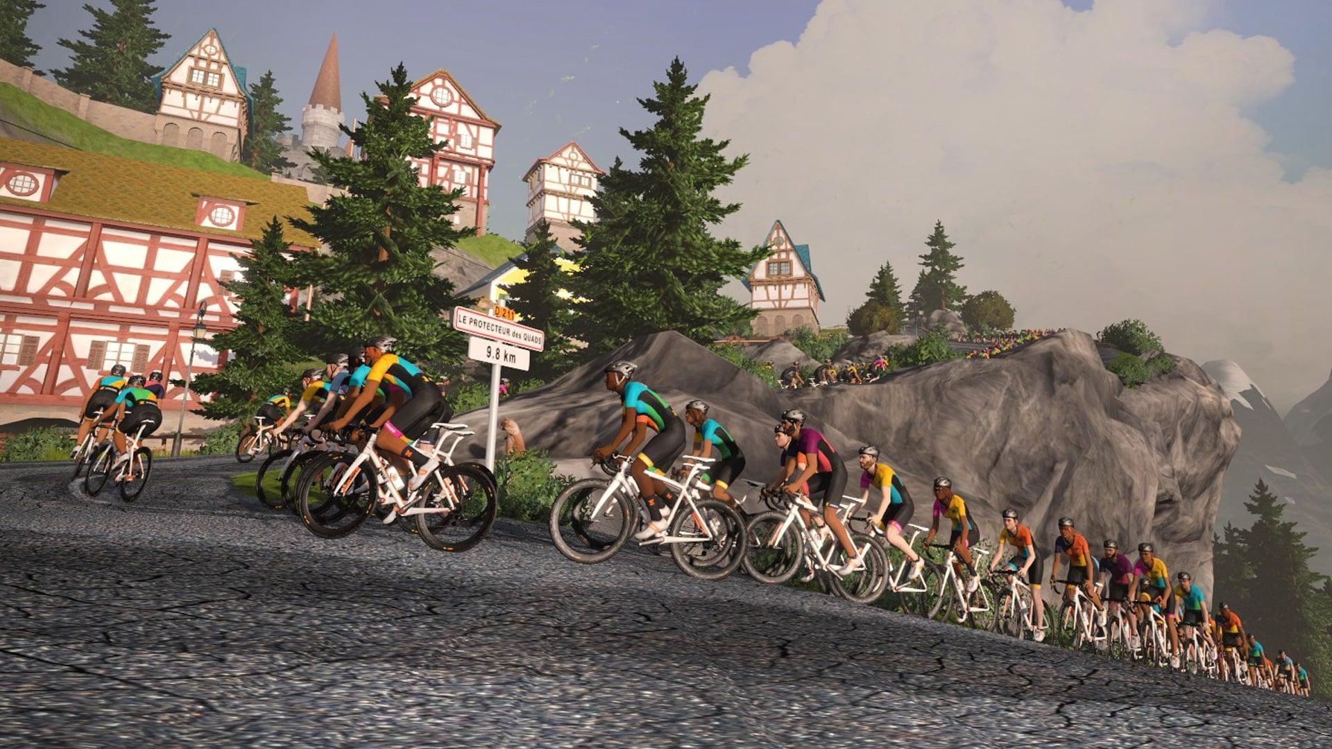 6 fatti di Zwift che hanno cambiato il ciclismo indoor per sempre
