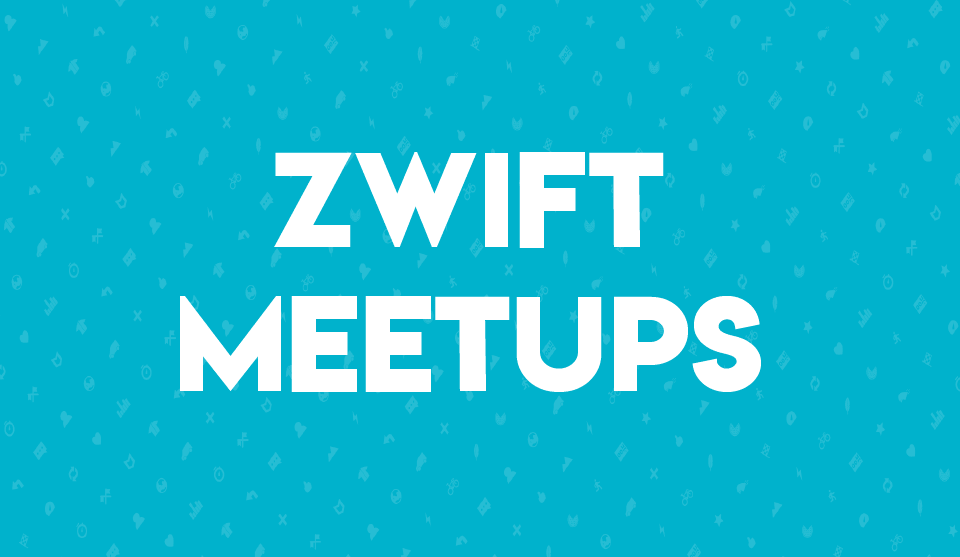 Meetups in Zwift Companion