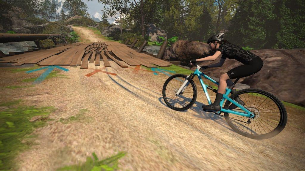 Come sbloccare la mountain bike in Zwift