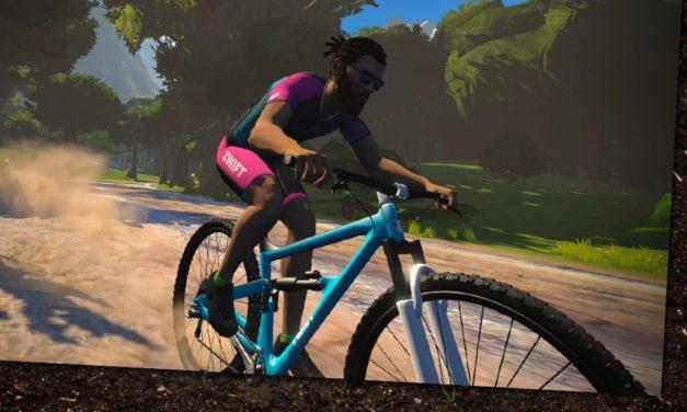 Zwift Mountain Bike: il nuovo Re della Giungla