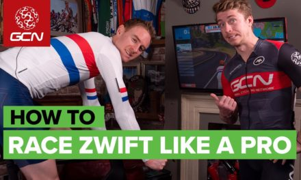 Gareggiare su Zwift LIKE A PRO: intervista a James Philips