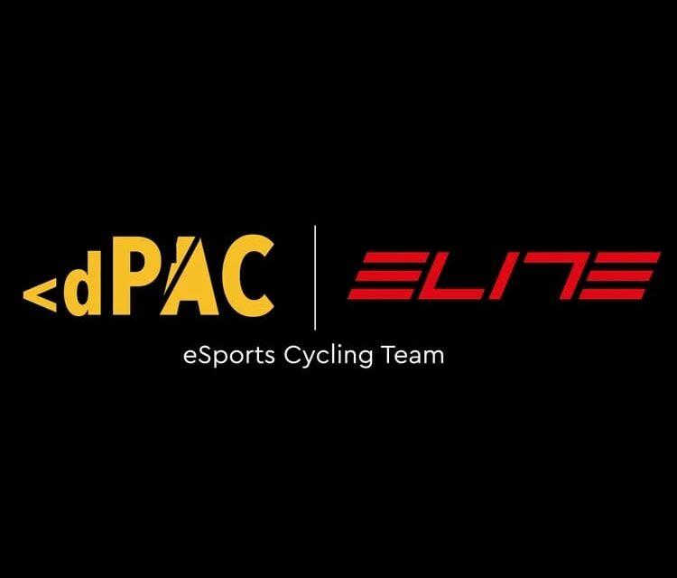 Elite sponsorizza il primo e-sport team di ciclismo